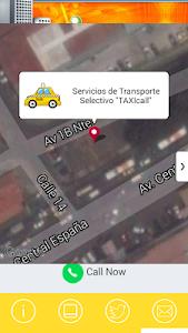 TAXIcall screenshot 4