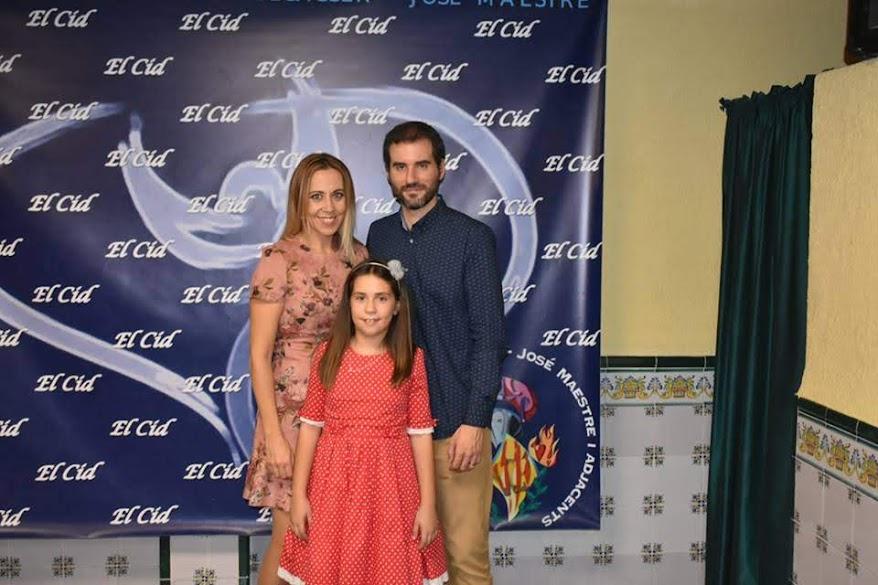 Proclamació de les Falleres Majors 2019 de Ángel de Alcazar