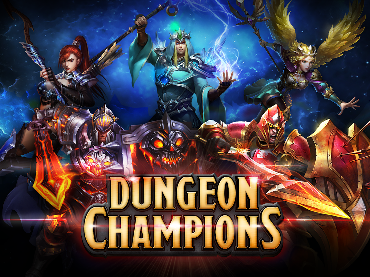 Dungeon Champions - Action RPG- screenshot