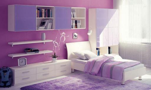女孩的房间设计思路