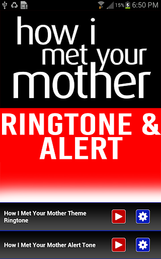 How I Met Your Mother Ringtone