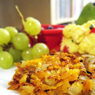 Sweet Potato Hash Browns Recipe