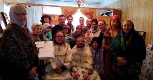 Поздравление от прихода преп. Серафима Саровского