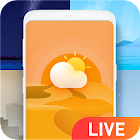 Weather Live Wallpaper for Free icon
