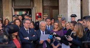 Acto esta mañana en la Subdelegación del Gobierno de Almería.