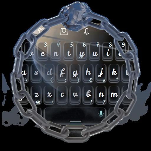 세련된 블랙selyeondoen beullaeg 個人化 LOGO-玩APPs