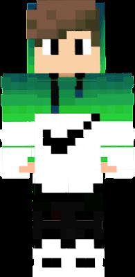 Skin de Juan YouTuber