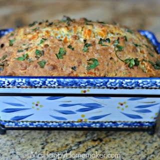Cheesy Buttermilk Herb Bread