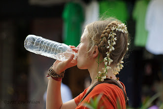 Photo: Don't forget to drink your water Pondicherry Tamil Nadu
