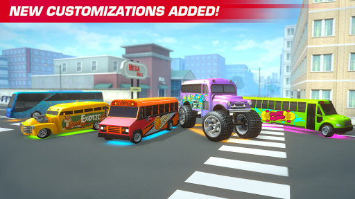 Super High School Bus Driving Simulator 3D - 2020 2.5 screenshots 6