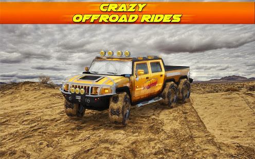 OffRoad Jeep Adventure 18 3