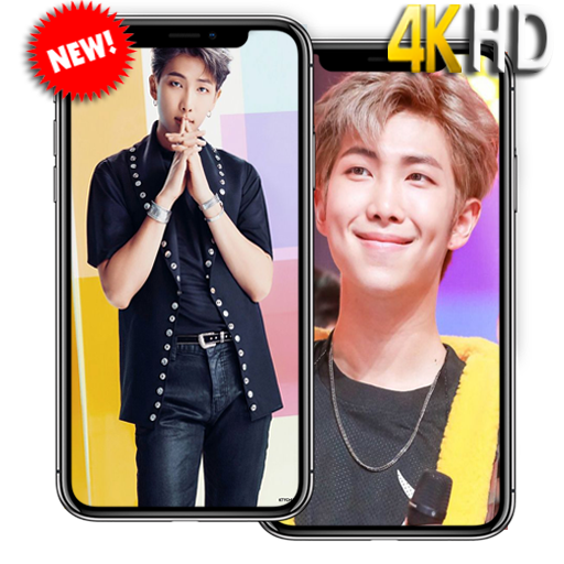 BTS Rap Monster Wallpapers HD KPOP Fans screenshot 1