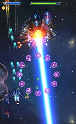 Space Shooter : Galaxy War 1.0.9 screenshots 6