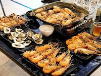 水道流水蝦吃到飽-泰皇蝦