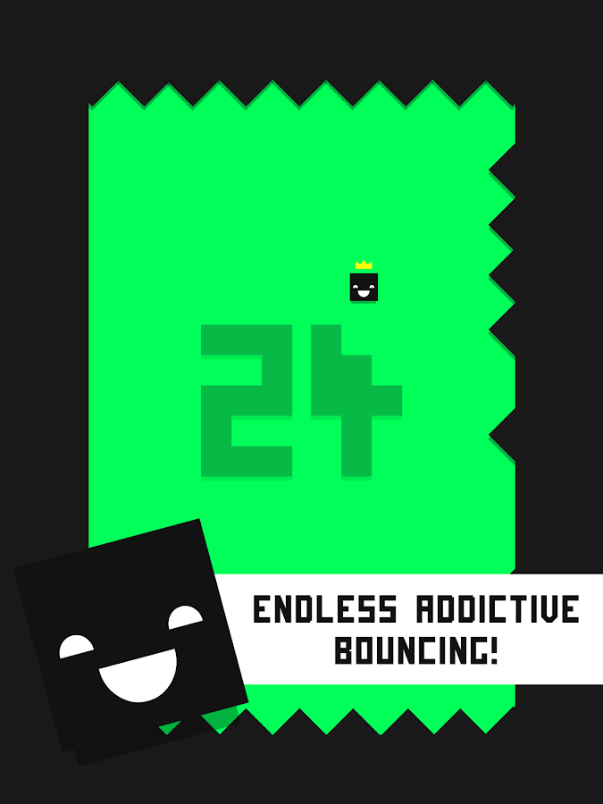 Bouncy Bit - Hat Quest- screenshot