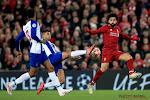 Liverpool vergeet het af te maken en houdt return tegen Porto spannend
