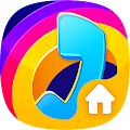 Color Flash Launcher - Call Screen, Themes download