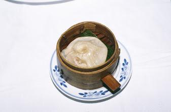 Photo: 11080 鎮江/金山飯店/蟹黄湯包/蟹粉獅子頭/カニの肉や卵を混ぜた肉団子