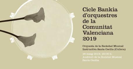 El segundo 'Ciclo de conciertos Bankia de Orquestas'  ofrecerá 12 recitales en la Comunidad Valenciana