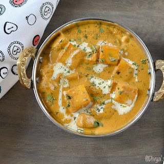 Vegetable Butter Masala Recipes