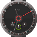 Pujie Red - Wear Watch Face icon