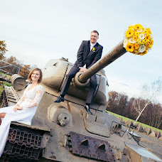 Wedding photographer Michal Mrázek (MichalMrazek). Photo of 09.01.2018