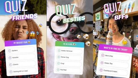 How to Set Up and Use Instagram Quiz Stickers for Business
