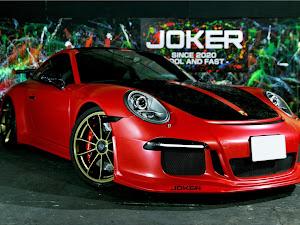 911 GT3のカスタム事例画像 メシ<車さんの2021年02月23日19:17の投稿