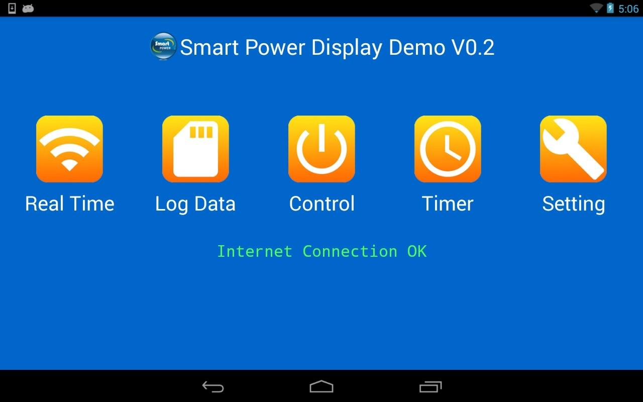 IoT Smart Power Management- screenshot