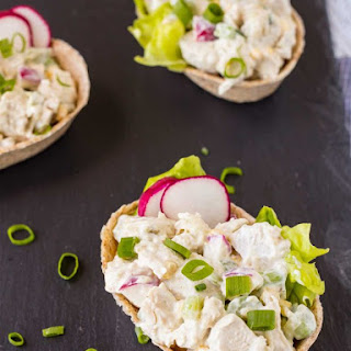 Chicken Salad Recipe with Green Chiles
