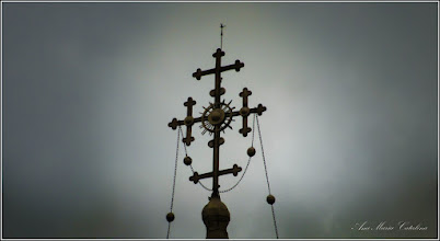 "Photo: Catedrala Ortodoxa "" - Sfintii Arhangheli Mihail si Gavril"" - Str. Andrei Saguna, Nr.1 - 2015.04.21 - http://ana-maria-catalina.blogspot.ro/2014/06/turda-str-andrei-saguna-linkuri.html"