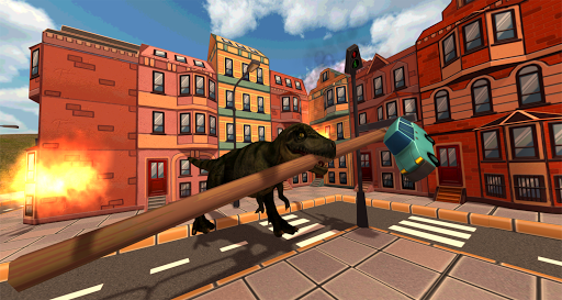 Dinosaur City Simulator 3D