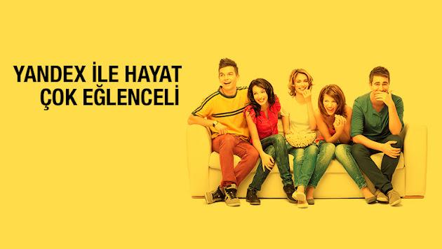 Yandex.Türkiye GooglePlus  Marka Hayran Sayfası