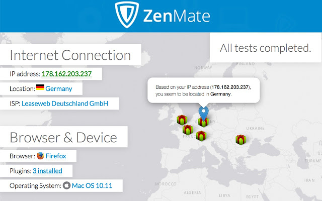 Zenmate ip browser check chrome web store zenmate ip browser check is the easiest way to check your ip address and see if your connection is secure for free stopboris Images