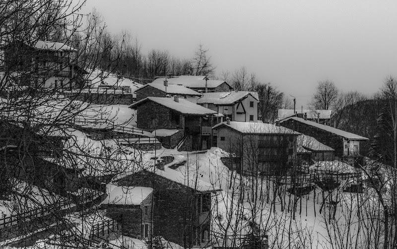 Paesaggio invernale piemontese di paschetto_elena