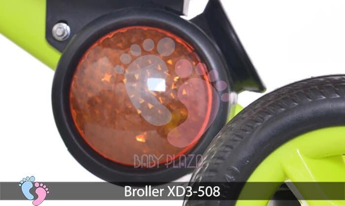 Xe đạp ba bánh cho bé Broller XD3-508 11