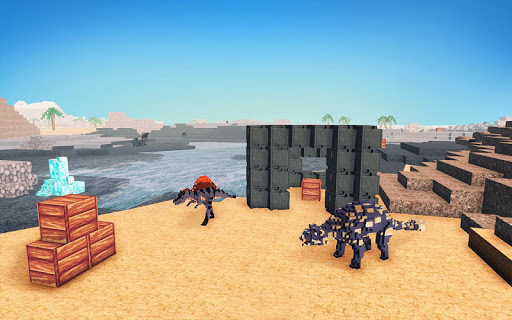 Blocky Ark Survival 3D screenshot 5