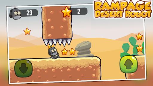 Code Triche Rampage Desert Robot mod apk screenshots 5