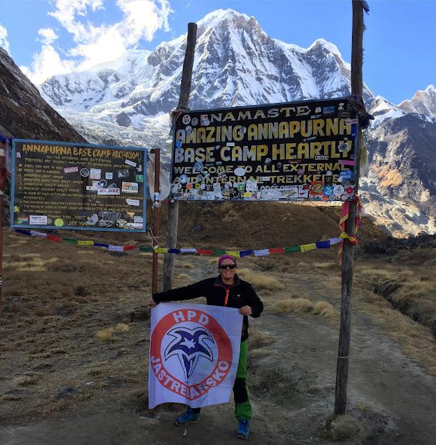 Nepal trekking Annapurna Base Camp 2016.