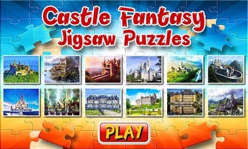城ファンタジージグソーパズル