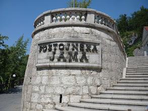 Photo: Postojnai cseppkőbarlang