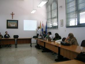 """Photo: Conferencia Prof. Margiotta """"Insegnare nella Società della Conoscenza, Quale Università?"""" - Asuncion, 26 Abril 2008"""