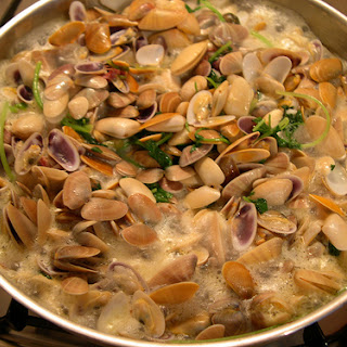 Cockles ... One of the Holiday'S Flavors! Recipe