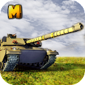 Ultimate WW2 Tank War Sim 3D icon