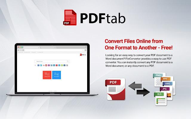 PDFtab Extension