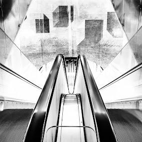 Underground by Paulo Benjamim - Buildings & Architecture Public & Historical
