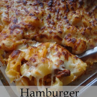 Hamburger Casserole.
