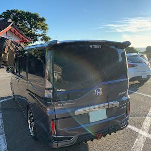 ステップワゴンスパーダ RP5 ブラックスタイル ハイブリッドのカスタム事例画像 ルセーさんの2020年08月13日21:15の投稿