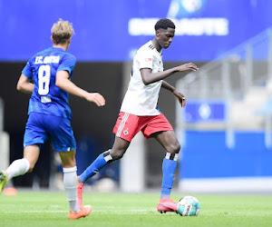 """Jonge Belg krijgt eerste minuten bij Hamburg: """"Erg verrast over hoe aanwezig hij was"""""""