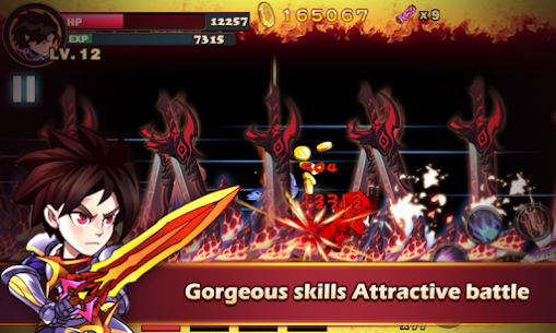 Brave Fighter MOD: Demon Revenge (Free Purchases) 6